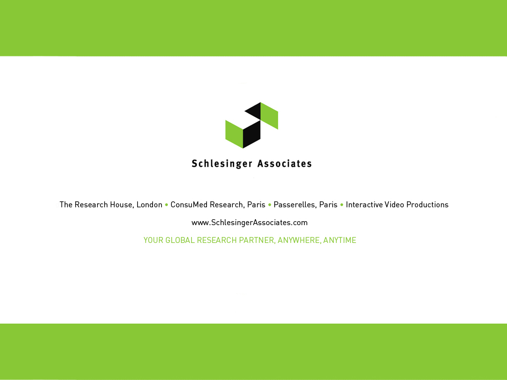 Schlesinger associates for Schlesinger associates